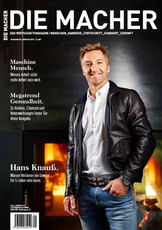 Coverfoto - die Macher